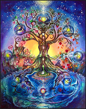 Dancing Willow Tree Mystery School Egyptian Tantra